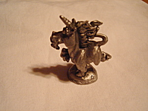 Hudson Pewter Unicorn (Image1)