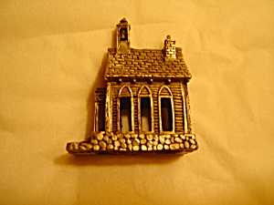 Boyd Perry Church Pewter Figurine