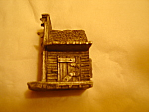 Boyd Perry General Store Pewter Figurine