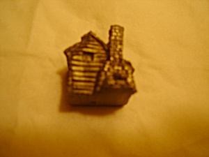 Boyd Perry Smoke House Pewter Figurine
