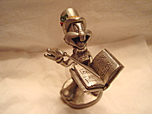 Rawcliffe Pewter Bugs Bunny Figurine  (Image1)