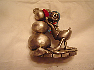 Hudson Disney Daisy Duck Pewter Figurine