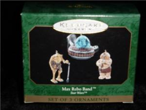 Star Wars Max Rebo Hallmark Ornament (Image1)