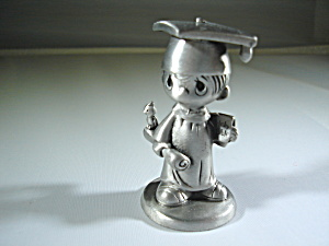 Precious Moments Pewter Figurine (Image1)