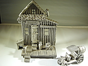 Boyd Perry Branson Cafe And Truck Stop Pewter