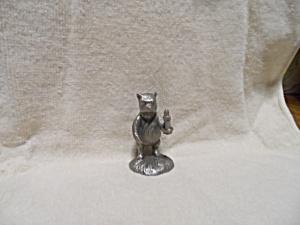 Hudson Pewter Winnie the Pooh (Image1)