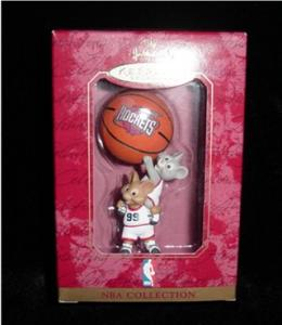 Rockets  NBA Hallmark  Ornament (Image1)