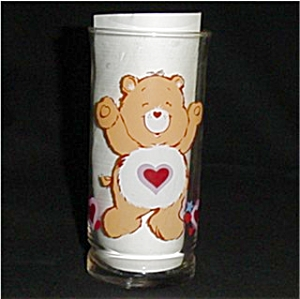 Care Bear Tender Heart Glass (Image1)