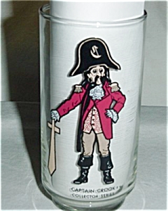 McDonalds Captain Crook Glass (Image1)