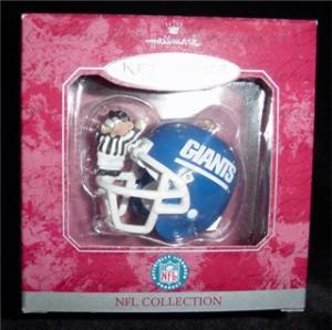 New York Giants NFL Hallmark Ornament (Image1)