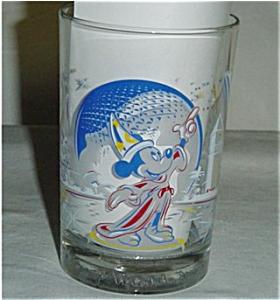 Walt Disney World  25 Years Mickey Glass (Image1)