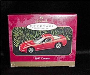 1997 Hallmark Ornament 1997 Corvette (Image1)