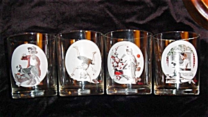 Norman Rockwell  Evening Post Glasses (Image1)