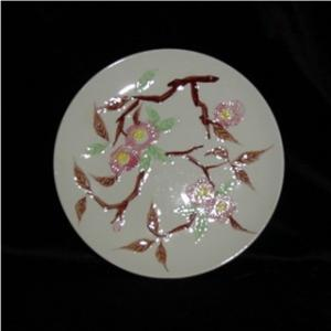 Nasco Pink Susan Bread & Butter Plate (Image1)