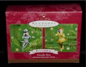Friendly Elves Hallmark Ornament (Image1)