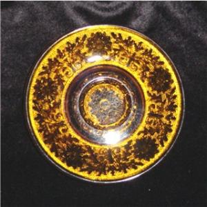 Indiana Glass Sandwich Glass Saucer
