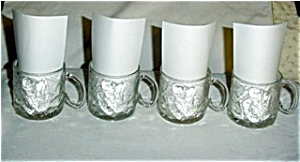 McDonalds Riddler Mugs Set of 4 (Image1)