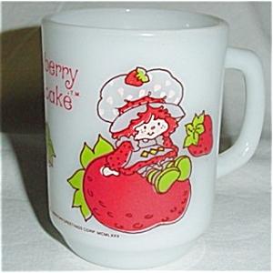 Anchor Hocking Strawberry Shortcake  Mug (Image1)