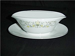 Florentine Fine China Gravy Boat (Image1)