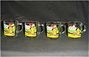 Mcdonalds Garfield Coffee Mugs
