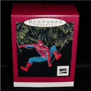 Spider-Man Hallmark Ornament (Image1)