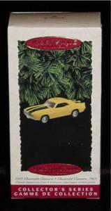 1969 Chevrolet Camaro Hallmark Ornament (Image1)