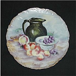 Fruit Pattern Plate (Image1)