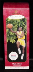 Magic Johnson Hallmark Ornament (Image1)