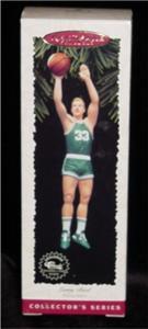 Larry Bird Hallmark Ornament (Image1)