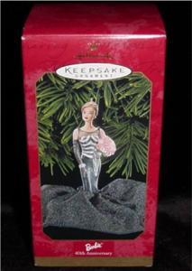 Barbie 40th Anniversary Hallmark Ornament (Image1)