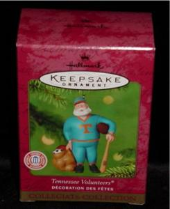 Tennessee Volunteers Hallmark Ornament (Image1)