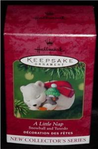 A Little Nap Hallmark Ornament (Image1)