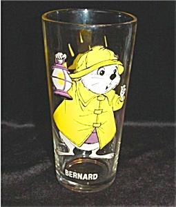 Rescuers Bernard Walt Disney Glass (Image1)