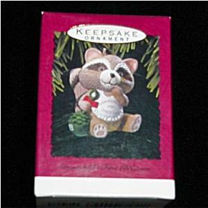 Grandchild's 1st Christmas Hallmark Ornament (Image1)