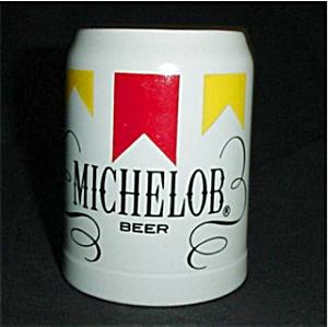 Ceramarte Michelob Beer Stein (Image1)