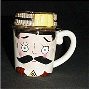Vintage Cup and Ashtray (Image1)