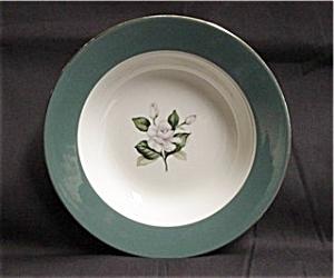 Semi Vitreous Emerald Bowl (Image1)