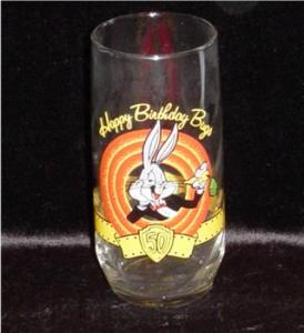 Bugs Bunny Glass