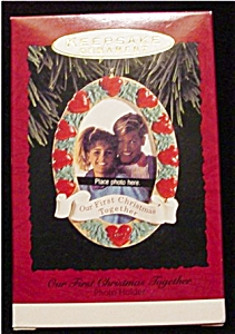 1993 Our 1st Christmas Together Ornament (Image1)