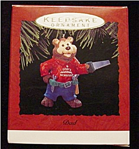 1993 Dad Hallmark Ornament (Image1)