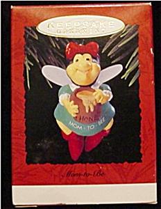 1993 Dad to Be Hallmark Ornament (Image1)