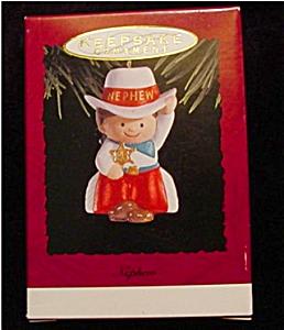 1993 Nephew Hallmark Ornament (Image1)