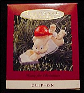 1993 Home for Christmas Hallmark Ornament (Image1)