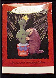 1993 Strange and Wonderful Love Ornament (Image1)