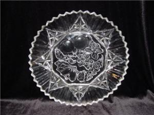Federal Glass Platter (Image1)