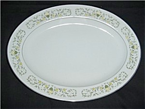 Florentine Fine China Platter (Image1)