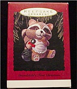 1993 Grandchild's 1st Christmas Ornament (Image1)