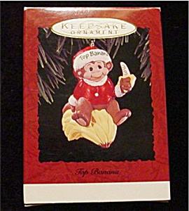 1993 Top Banana Hallmark Ornament (Image1)
