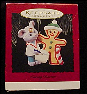 1994 Caring Doctor Hallmark Ornament (Image1)