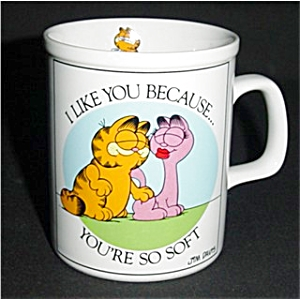 Enesco Garfield  Mug (Image1)